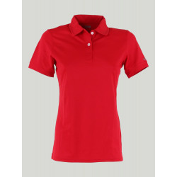 SLAM POLO VELLAN SS WOMAN