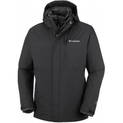 COLUMBIA – GIACCA FULL ZIP...